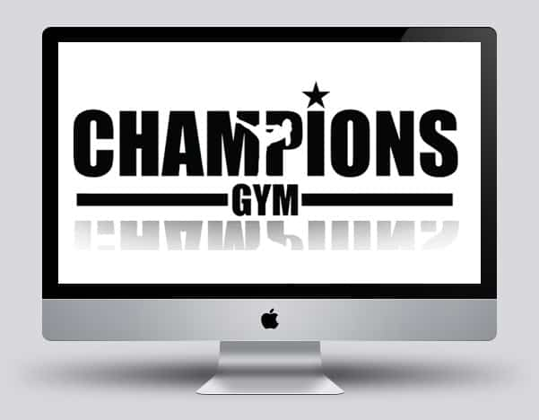 Champions Gym website goes live