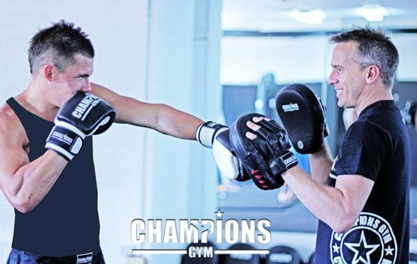 Beginner's Intro to Boxing class now available! Champions Gym Perth WA CBD
